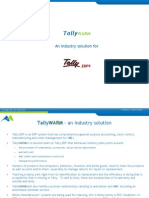 Replacement, AMC & Warranty Management Solution – TallyWarm