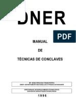 656 Manual de Tecnicas de Conclaves