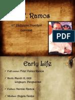 Fidel Valdez Ramos