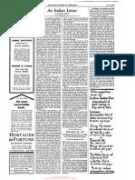 Putnam (1933) - An Italian Letter