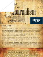 Journalism PT