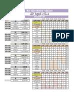 Clasificación Final Campeonato Autonómico S12!10!8-6 2013-2014