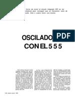 osc con 555
