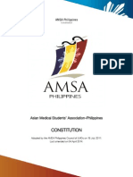 AMSA Philippines 2011 Constitution amended 2014.04.04
