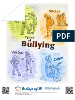 bully uk  types poster