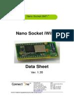 Nano Socket IWiFi DS