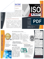 ISO Certification Cost Provide Better ISO Certification Service