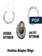 Aviation Adapter Rings Poster