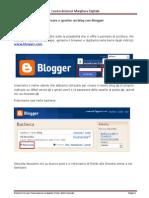 Creare e gestire un blog con Blogger