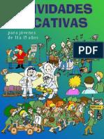 Act_Educativas de 11 a 15 Años