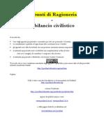Ragioneria - Bilancio Civilistico