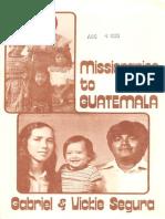 Segura Gabriel Vickie 1980 Guatemala