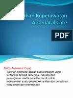 1. Asuhan Keperawatan Antenatal Care