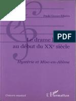PGR Le Drame Lyrique Au Debut Du XXe Indice Pref