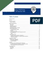 HP StorageWorks Enterprise Virtual Array Configuration Guide for SAP Business Suite