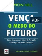 o Medo Do Futuro eBook Symon Hill