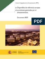 Mejores Técnicas Disponibles de Referencia Europea Respecto a Las Emisiones Generadas Por El Almacenamiento Tcm11-326706