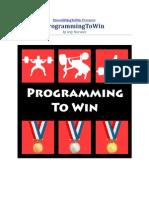 Programming to Win