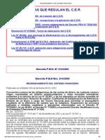 DCRTO 214 02 (Reordenamiento Del Sistema Financiero POR EL CER