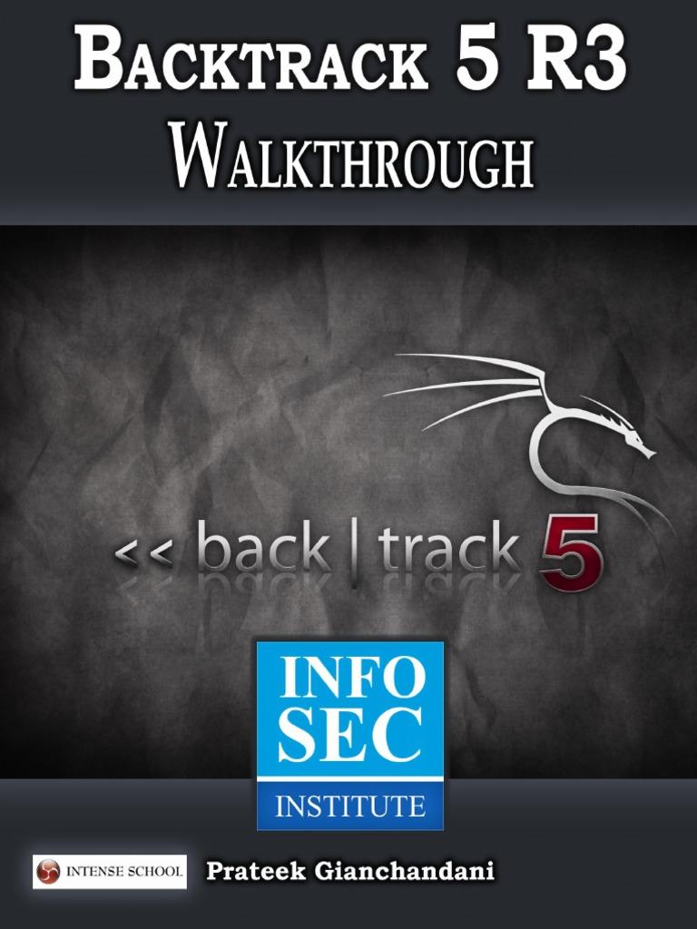 Backtrack 5 Full Tutorial Pdf