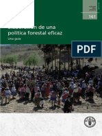 Fao-politica Forestal - Copia