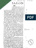 Octave Mirbeau, « Le Salon » (VII)
