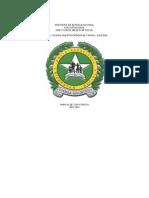 Manual de Convivencia Correcciones 2014