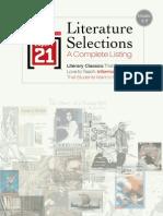 e21 literature brochure