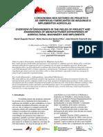 Artigo - Daniel Ferrari - 2013 - Panorama Da Ergonomia Nos Setores de Projeto e Engenharia de Empresas Fabricantes de Máquinas e Implementos Agrícolas