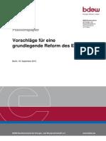 Anlage 2 Vorschlaege Fuer Eine Grundlegende Reform EEG Presse