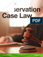 Preservation Case Law