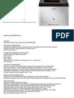 Samsung Clp-680nd See