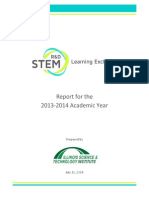 R&D STEM Learning Exchange Year-End Report