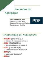 SQL-ComandosAgregacao
