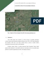 Studiul Poluarii Cu CO a Zonei Suplacu de Barcau