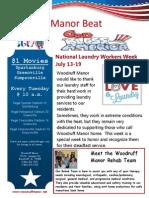 woodruff manor july newsletter