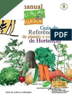 Manual Clube do Jardim v. 8