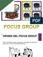 Diapos de Focus Group