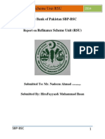 state bank of pakistan faisalabad RSU Report