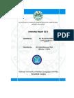 state bank of pakistan  Internship Report