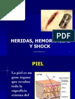 04. Heridas, Hemorragias Shock
