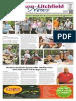 Hudson~Litchfield News 7-18-2014