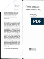 Power, Gender and Christian Mysticism - Jantzen 1995