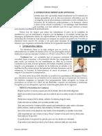 Tema 1 Literaturas Orientales Antiguas