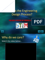 what is the engineering design process