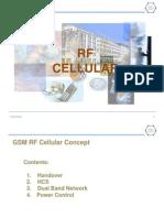 RF Cellular Planning