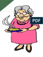 Abuela, Abuelo Tia Tio Primos
