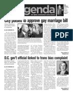 dcagenda.com - Vol. 1, issue 2 - november 27, 2009