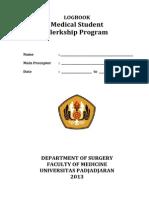 Surgery Logbook 2013
