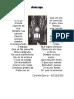 Amarga Poema Daniele 2003